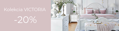 Biely nábytok Victoria Zľava