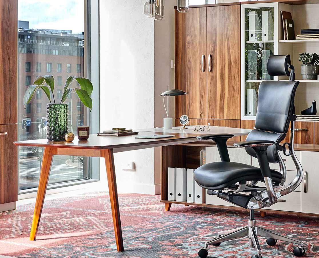 Meble biurowe do małego biura