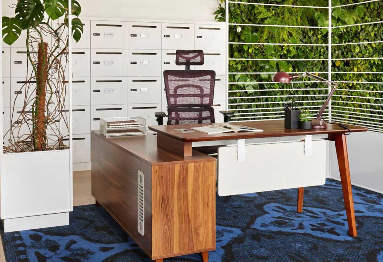 Moderní kancelářský nábytek