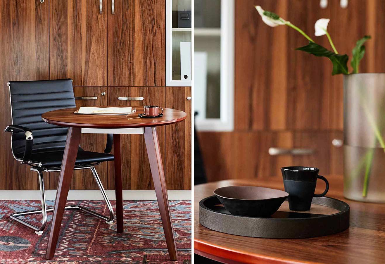Kancelářský konferenční stolek