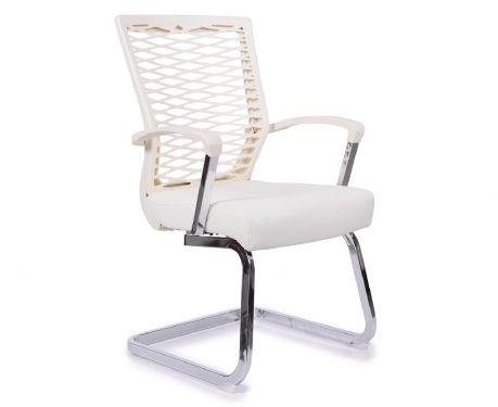 Krzesło konferencyjne ACTIVE jasny szary