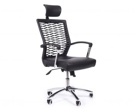 Fotel biurowy ACTIVE PLUS czarny