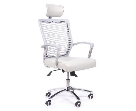 Fotel biurowy ACTIVE PLUS jasny szary