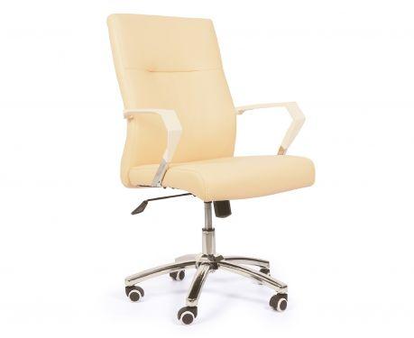 Fotel biurowy ALFA beżowy