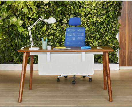 Nowoczesne biurko EVOLUTIO A609B 140x70