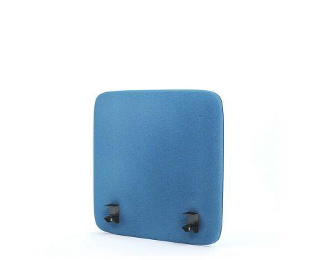 Panel akustyczny na biurko 60X60 niebieski