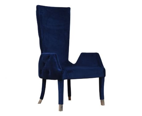 Krzesło BLUE VELVET I