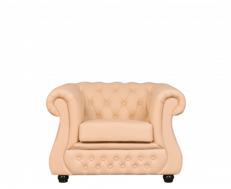 Fotel CHESTER LUX kremowy