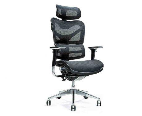 Ergonomiczny fotel biurowy ERGO 700 czarny