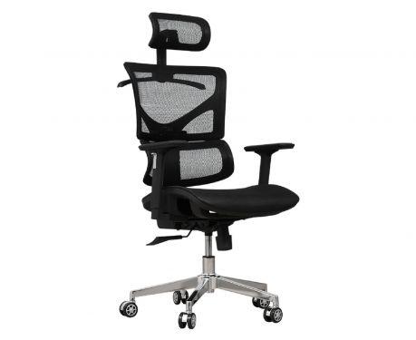 Fotel biurowy ERGO 400 czarny