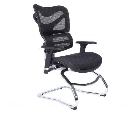Ergonomiczny fotel biurowy ERGO 750 czarny
