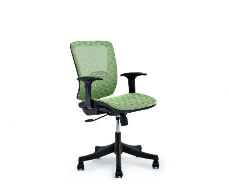 Ergonomiczny fotel biurowy ERGO 400 zielony