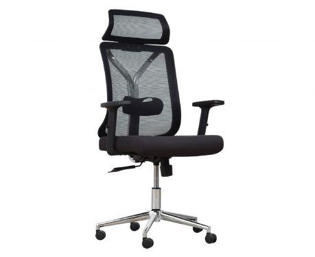 Fotel biurowy FLOW czarny