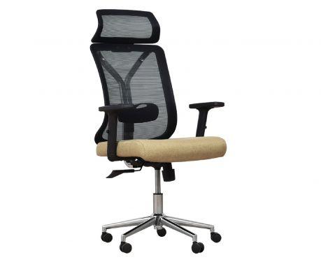 Fotel biurowy FLOW zielony