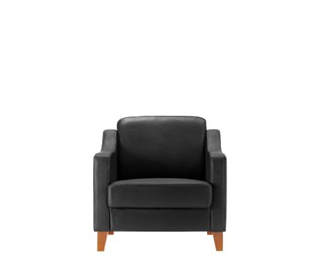 Fotel ORION czarny