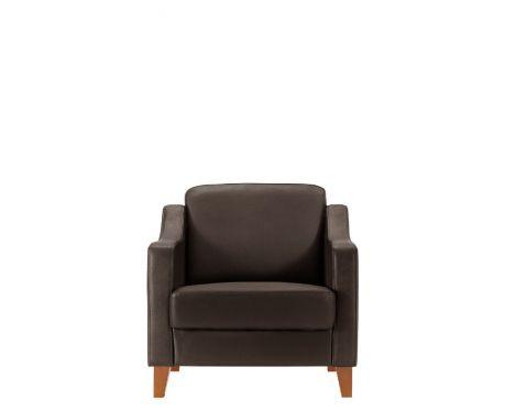 Fotel ORION brązowy