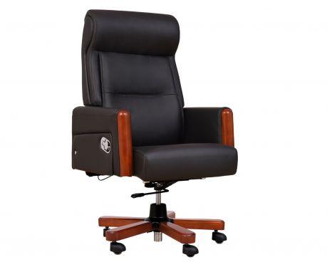 Fotel biurowy SENATOR czarny