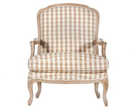 Fotel LEA beige