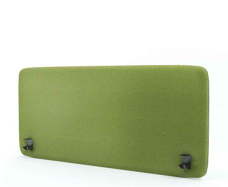 Panel akustyczny na biurko 140X60 oliwkowy