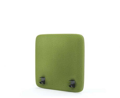 Panel akustyczny na biurko 60X60 oliwkowy