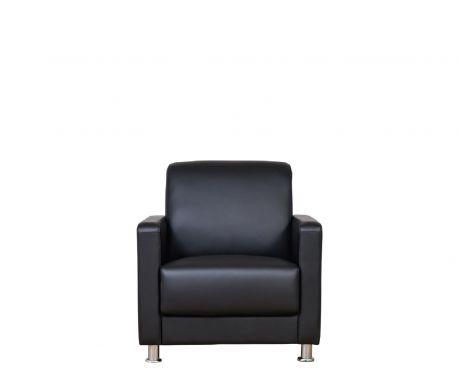 Fotel HELIOS czarny