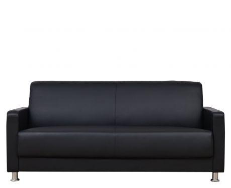 Sofa 3-osobowa HELIOS czarny