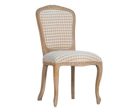 Krzesło LEILA beige