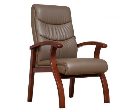 Krzesło biurowe COMFORTE cappuccino