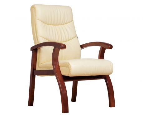 Krzesło biurowe COMFORTE kremowy