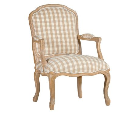 Fotel LINA beige