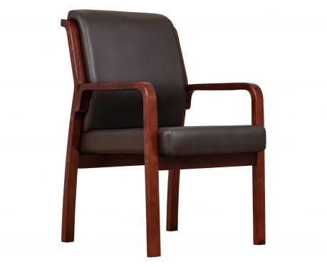 Krzesło biurowe MEETING brązowy