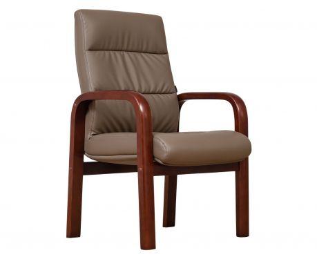 Krzesło biurowe PROGRESS cappuccino