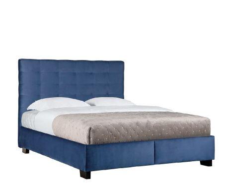 Łóżko pikowane 160x200 FENDI