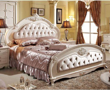 Łóżko 180x200 LA PERLE 906