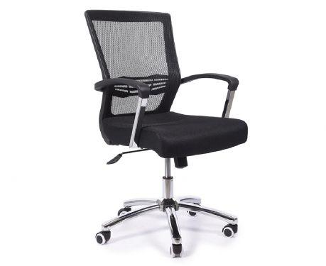 Fotel biurowy MESH czarny