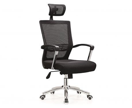 Fotel biurowy MESH PLUS czarny