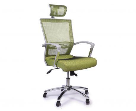 Fotel biurowy MESH PLUS zielony
