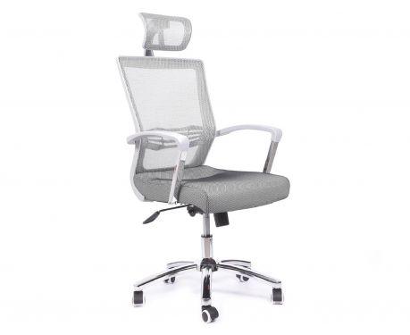 Fotel biurowy MESH PLUS szary
