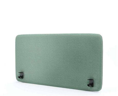 Panel akustyczny na biurko 120X60 miętowy