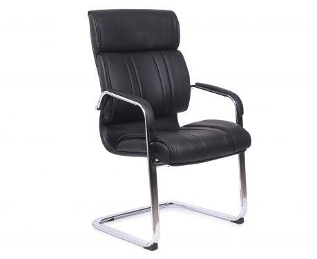 Krzesło konferencyjne OLIMP czarny