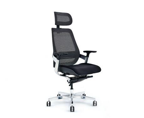 Fotel biurowy PLATINUM czarny