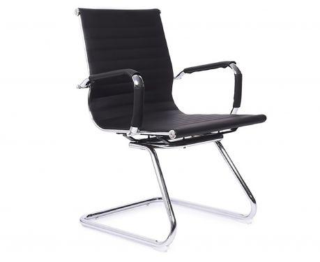 Krzesło konferencyjne SMART czarny