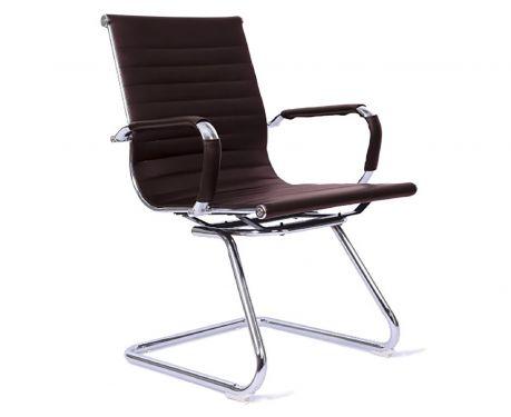 Krzesło konferencyjne SMART brązowy