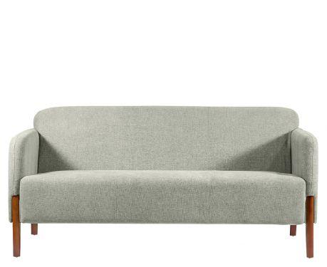 Sofa 3-osobowa FUSION jasnoszary