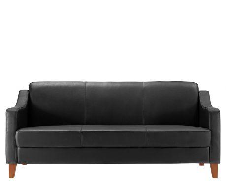 Sofa 3-osobowa ORION czarny