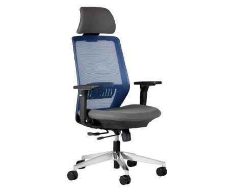 Fotel SPECTRUM niebieski