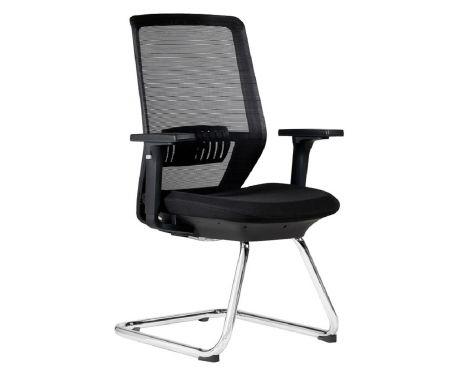 Krzesło konferencyjne SPECTRUM czarny