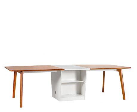 Nowoczesny stół konferencyjny EVOLUTIO E202 280 cm