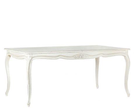 Stół rozkładany DINAH blanc