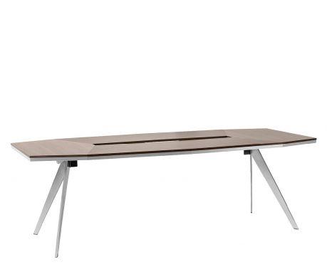 Stół konferencyjny PLATINUM 24D 240 cm